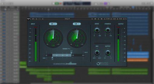 Waves Submarine - subharmonischer Generator für noch mehr Bass
