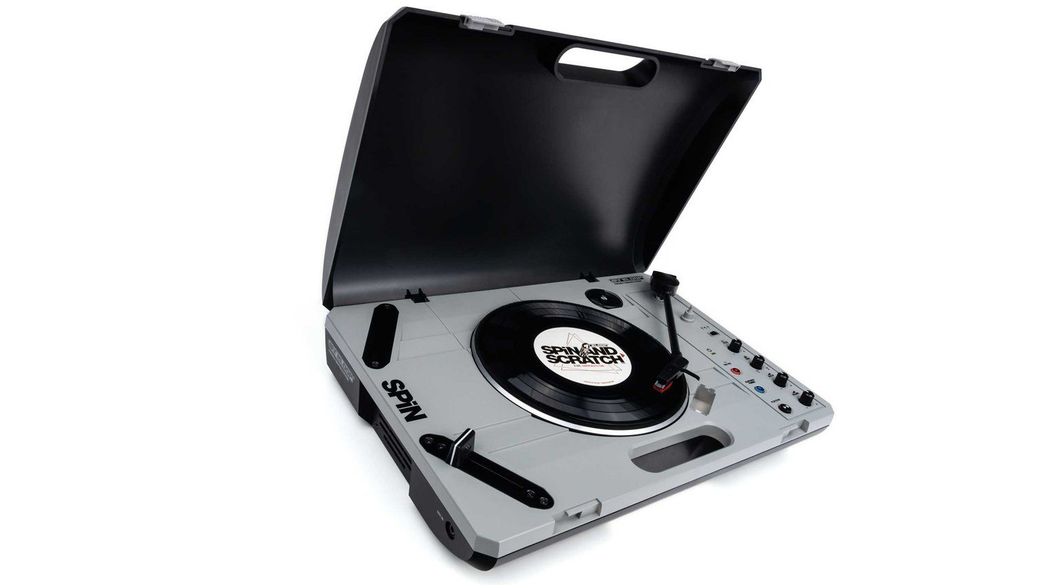 Reloop SPIN Portablism Turntable