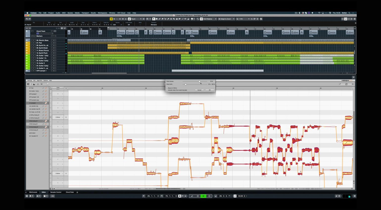 pick up release date: offer discounts ARA2 ist ab sofort in Cubase und Nuendo integriert. Melodyne ...