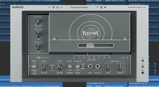 Audiority PlexiTape - das Echoplex EP-3 Tape Delay für eure DAW