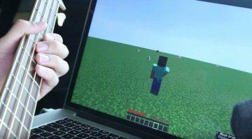 Bass Minecraft Controller Davie504