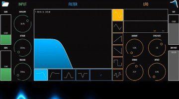 BLEASS filter - einfach filtern mit dem iPad