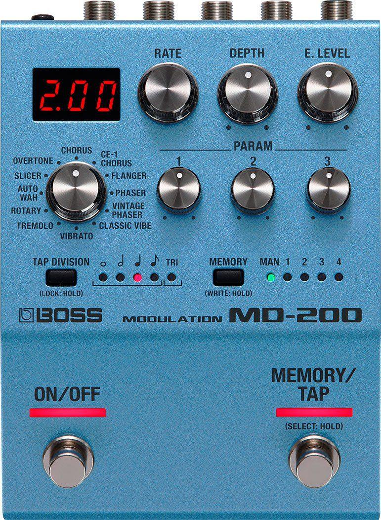 Boss MD-200 Effekte Pedal