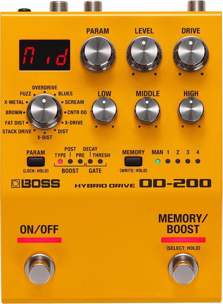 Boss OD-200 Effekt Pedal