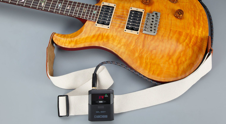 Boss WL-60 Transmitter Sender E-Gitarre