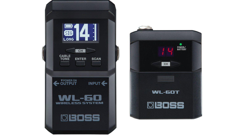 Boss WL-60 Transmitter Sender Receiver Empfaenger