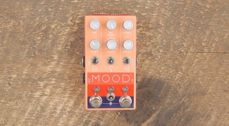 Chase Bliss MOOD Delay Looper Effekt Pedal