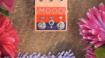 Chase Bliss MOOD Delay Looper Effekt Pedal Teaser