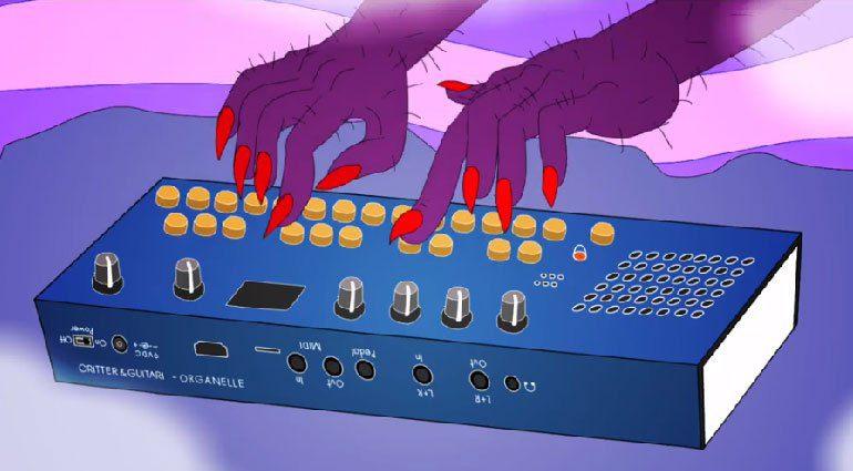 Der reizende Holztasten-Synthesizer Organelle bekommt ein Hardware Update