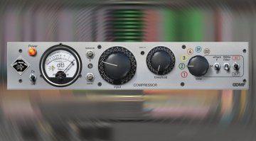 DDMF MagicDeathEye - Fairchild 660 Emulation für iOS und eure Rechner