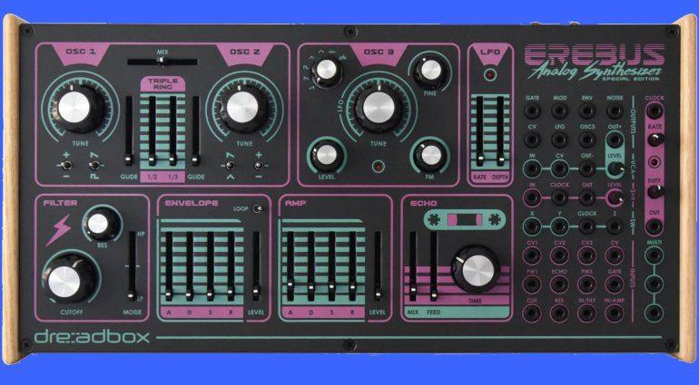 Dreadbox Erebus V3 Sonder Edition