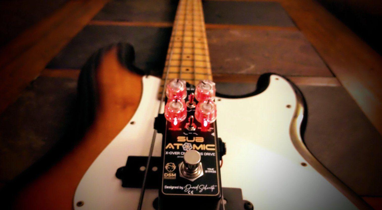 DSM ´Noisemaker Sub Atomic X-Over CMOS Bass Drive 1