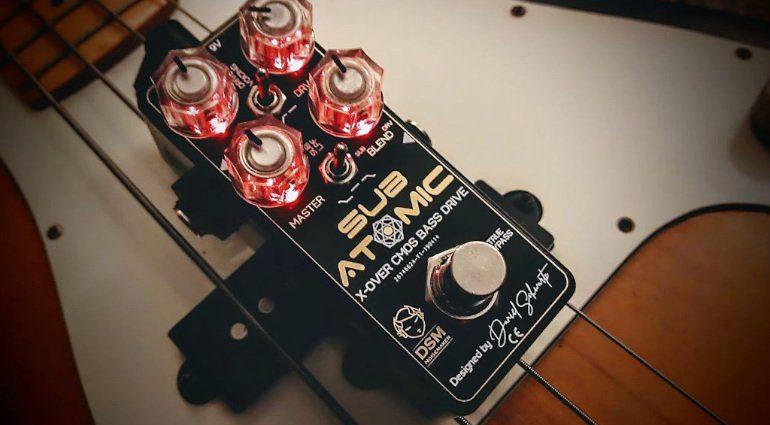 DSM ´Noisemaker Sub Atomic X-Over CMOS Bass Drive