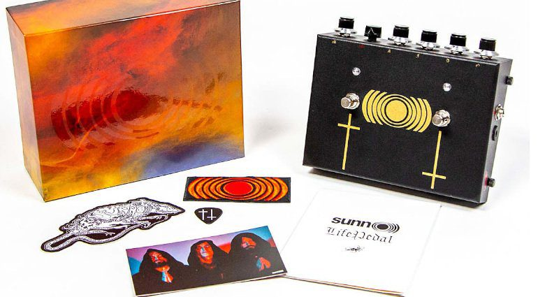 Earthquaker Devices Life Pedal Sunn O))) Fuzz Octave Distortion Paket
