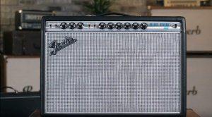 Fender Combo Verstaerker Front