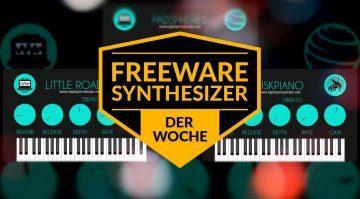 Freeware-Plug-ins der Woche: Diskpiano, Little Roadey und Padspheres