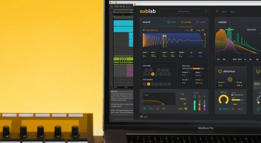 Future Audio Workshop SubLab - 808 Subbass VST Synthesizer mit vielen Extras