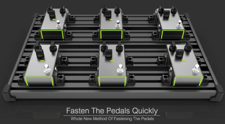 Guitto Accessoires Joyo GBP Pedalboard Effekte