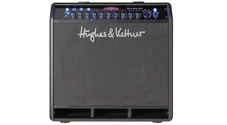 Hughes Kettner Black Spirit 200 Combo Front