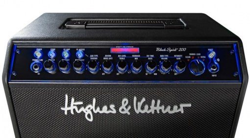 Hughes Kettner Black Spirit 200 Combo Panel