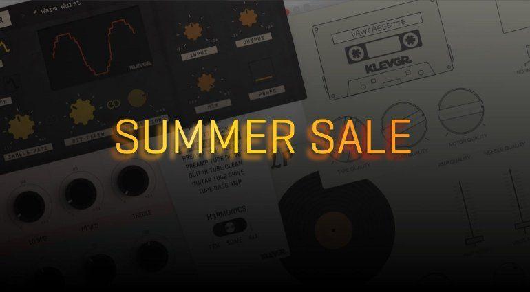Bei Klevgrand schmelzen die Preise - Summer Sale!