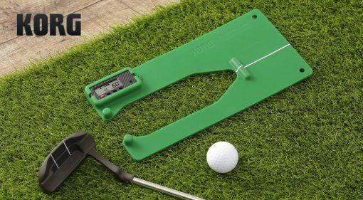 Korg PuttRythm - ein Golf Putt Trainer mit musikalischem Ansatz?