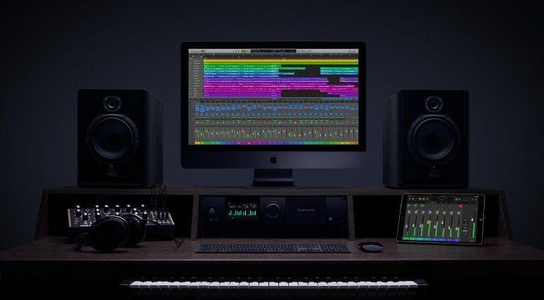 Logic Pro X 10.4.5 DAW Update