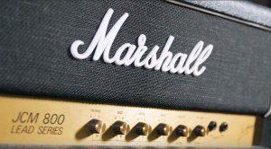 Marshall JCM800 Amp Verstärker Front