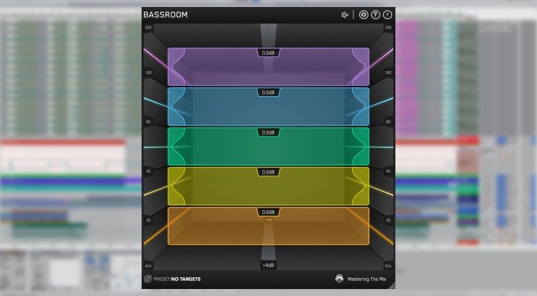 MasteringTheMix Bassroom - und ihr habt den Bass mehr als im Griff!