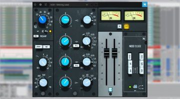 NoiseAsh Need 31102 - klassische Neve Emulation als Plug-in