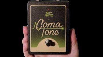 Shy Boyz Coma Tone Effekt FX Pedal