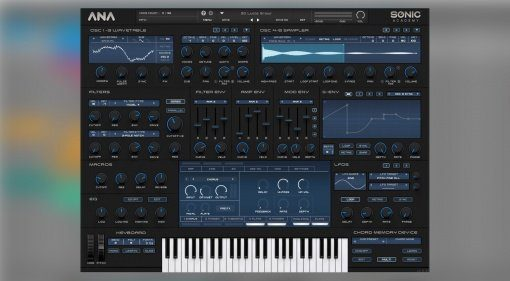 Ana 2 Software-Synthesizer