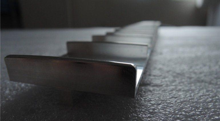 Subfretboard System Project Griffbrett Slant