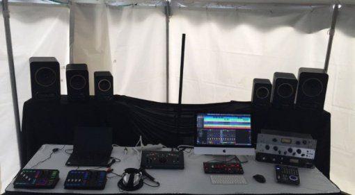 Tannoy Gold Gearfest Leak Monitor Speaker