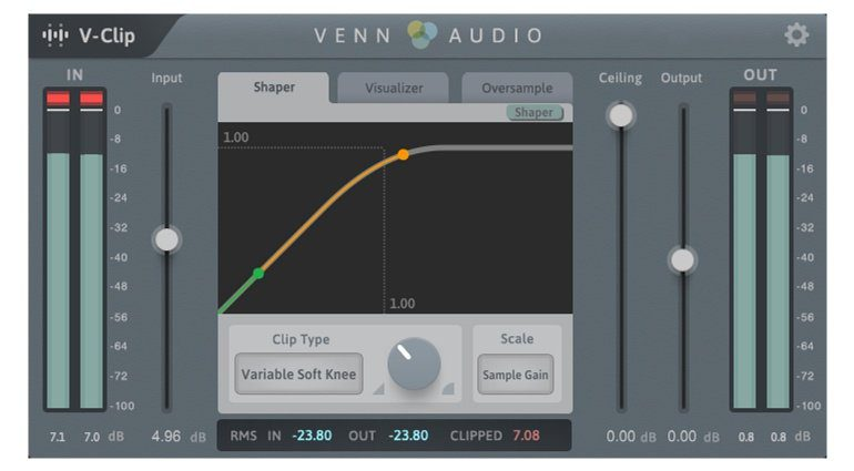 Venn Audio V-Clip Shaper