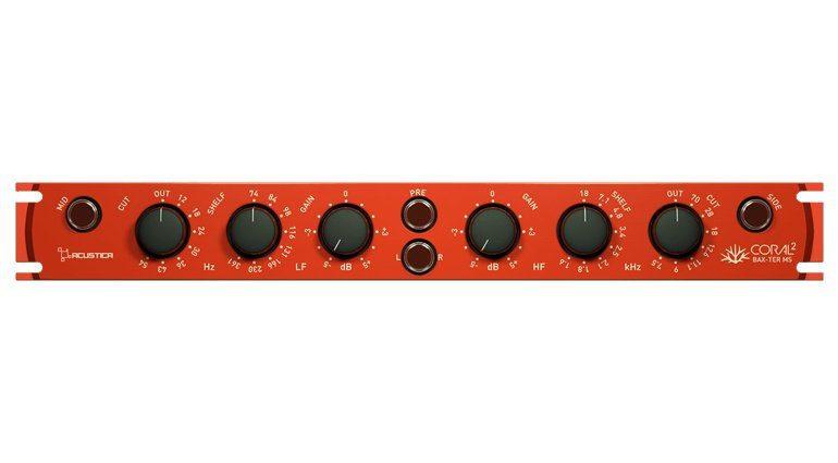Acustica Audio Coral2 Baxter M/S EQ
