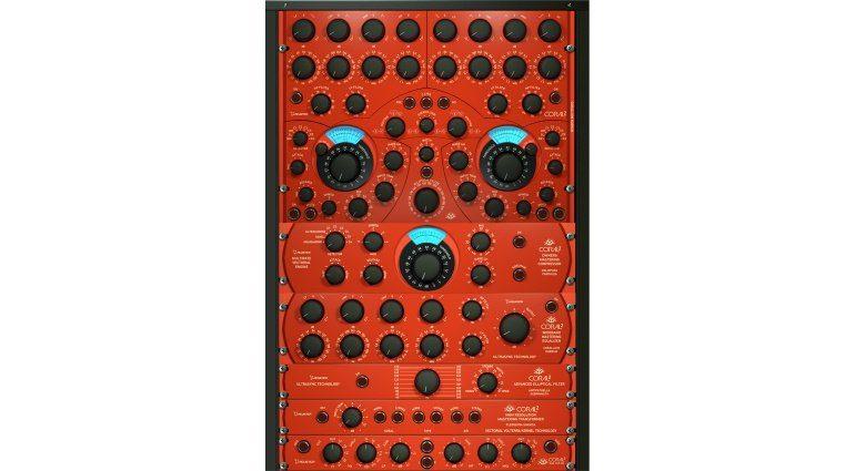 Acustica Audio Coral2 Channelstrip
