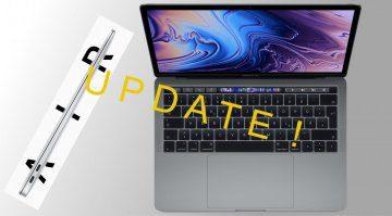 Apple Macbook Update