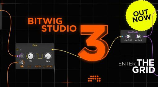 Bitwig Studio 3 The Grid