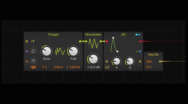 Bitwig Studio 3 Grid im Detail