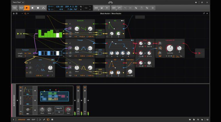 Bitwig Studio 3 Grid