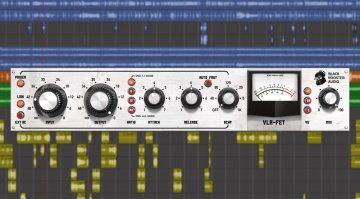 Black Rooster Audio VLA-FET - 1176 Kompression für eure DAW