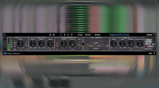 Brainworx veröffentlicht ADA STD-1 Stereo Tapped Delay als Plug-in