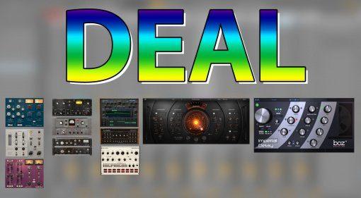 Angebote: Arturia, Heavyocity und Boz Digital Labs