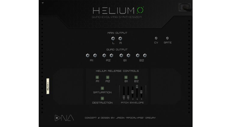 DNA Labs Helium
