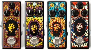 Dunlop MXR Authentic Hendrix 69 Psych Series Effekt Pedal