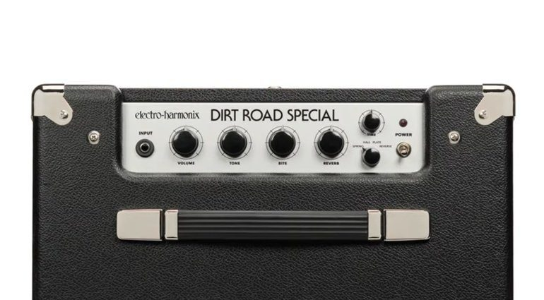 Electro Harmonix EHX Dirt Road Special Amp Panel