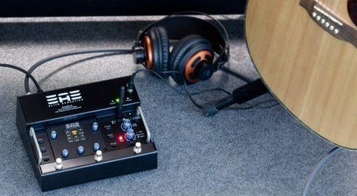Elite Acoustics Engineering Stompmix X6