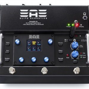 Elite Acoustics Engineering Stompmix X6