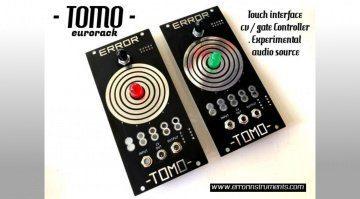 Error Instruments Tomo